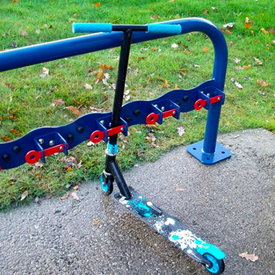 Scooter Racks