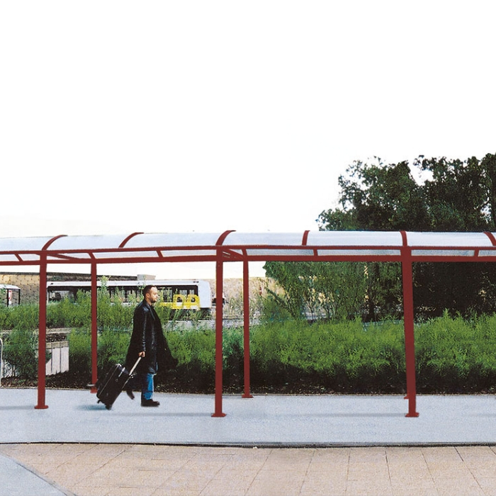 Voute Covered Walkway