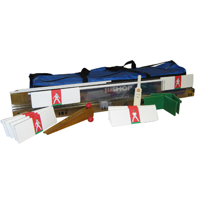 Table Cricket Full Set (Clear)
