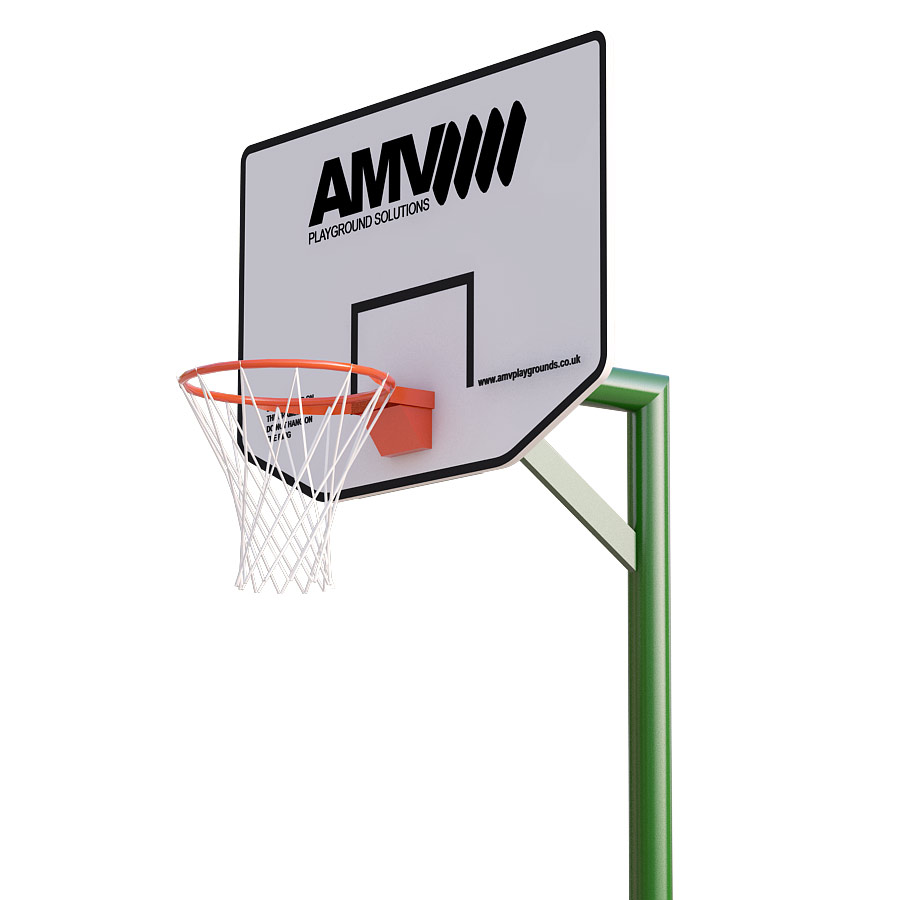 2.6m Basketball Post