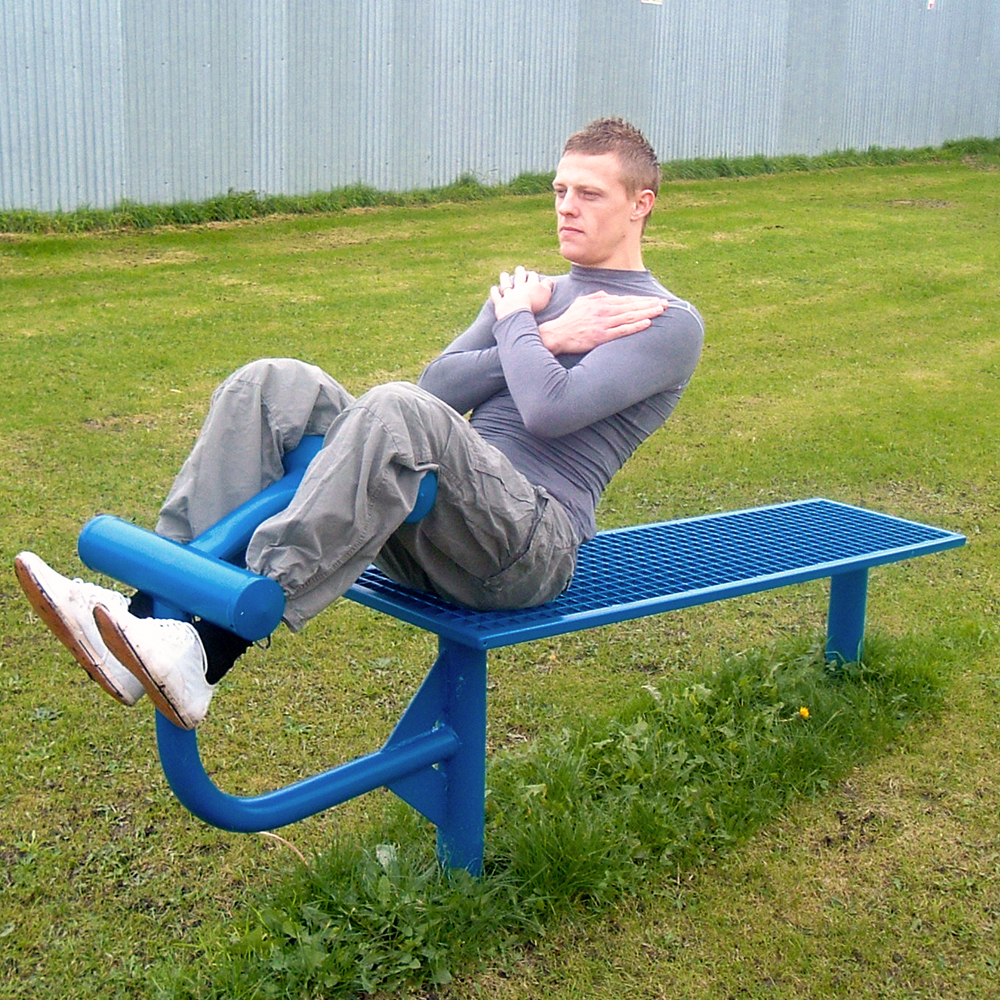 Sit Up Bench