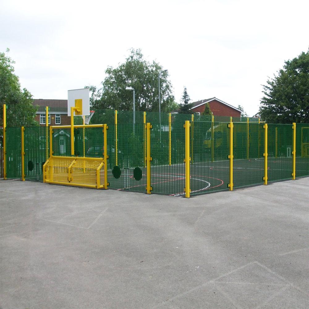 Primary MUGA - High Fencing