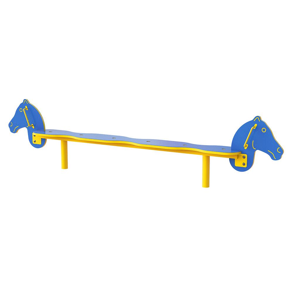 Horse Head Bench
