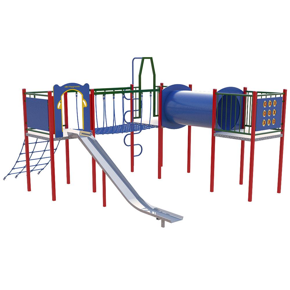 Croft Play Unit