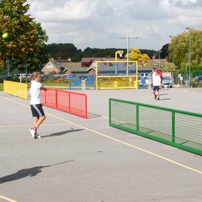 6m Mini Tennis Net (Permanent Fixture)