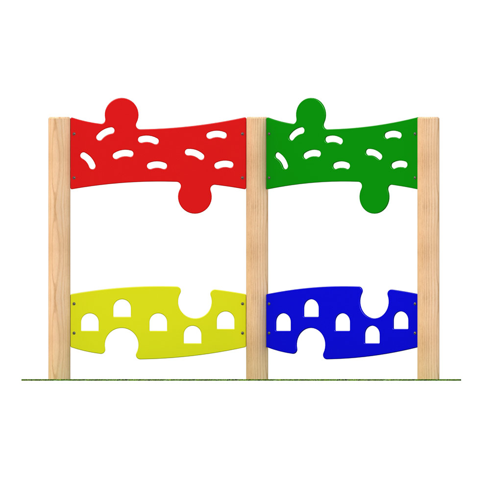 Jigsaw Traverse Wall - double sided
