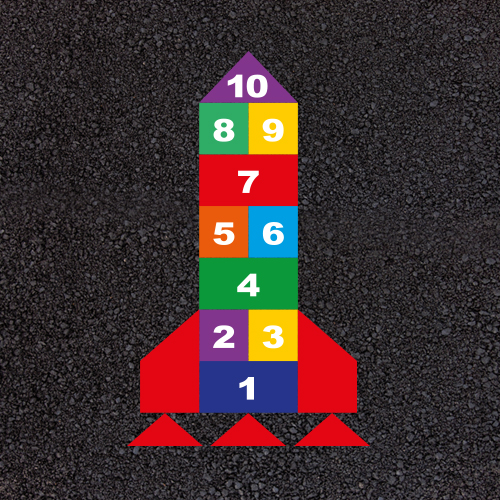 Rocket Hopscotch 300