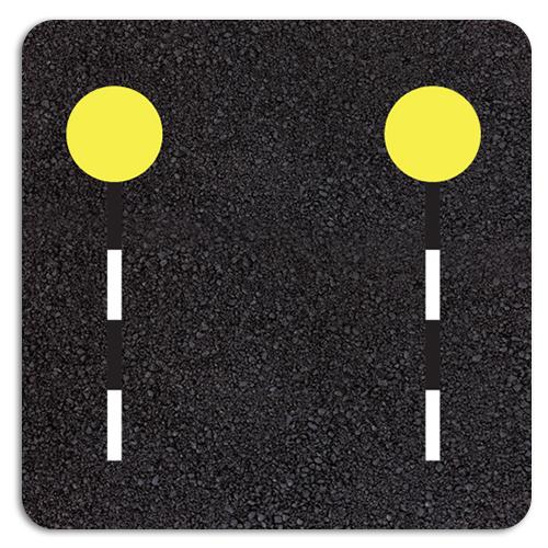 Traffic Beacons (pair)