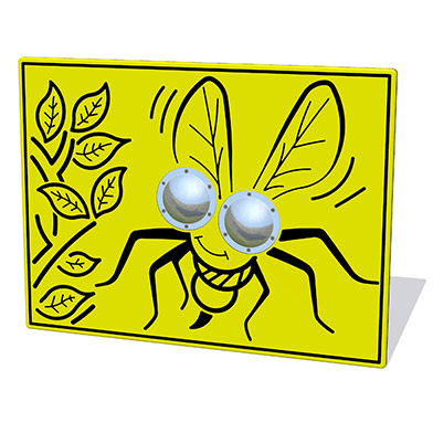Bug Eyes Hornet Play Panel