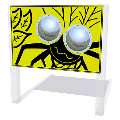 Zoom Bug Eyes Hornet Play Panel