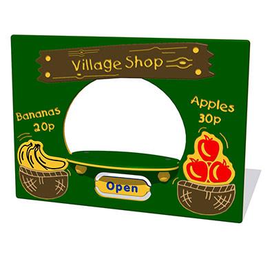 Village Shop Play Panel