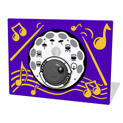 RotoGen PlayTronic Drums Musical Play Panel