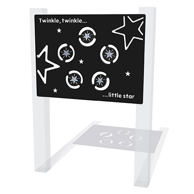 Twinkle Twinkle Little Star Play Panel