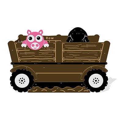 Tractor Activity Trailer