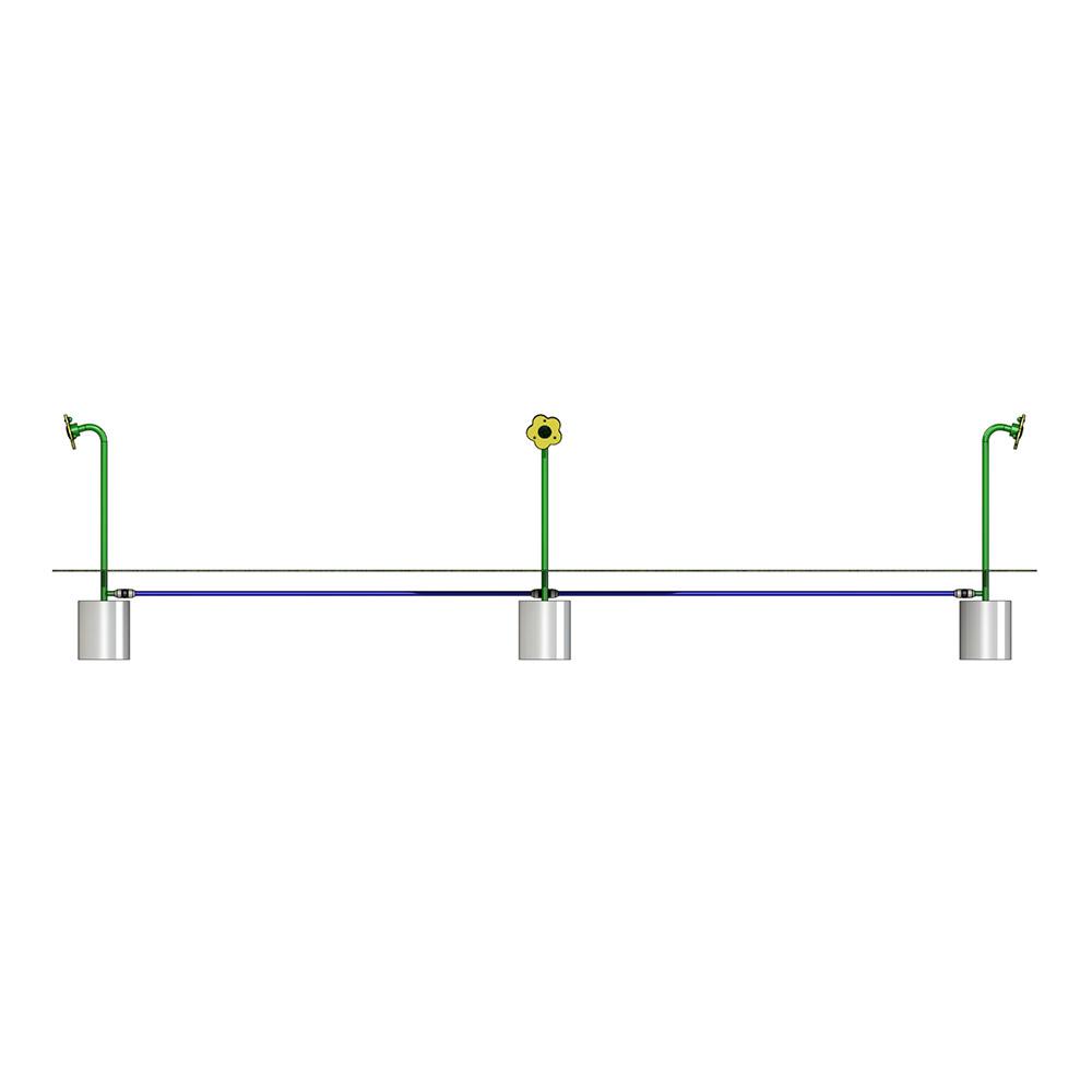 Talk Tubes 3 Way