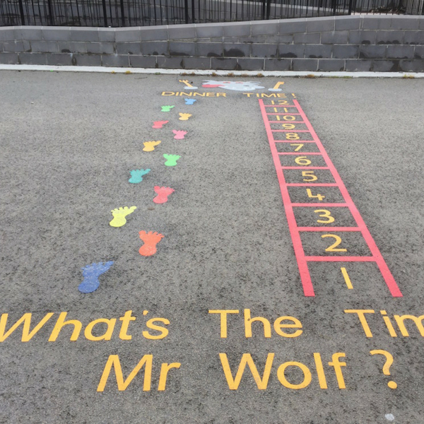 Whats the Time Mr Wolf?