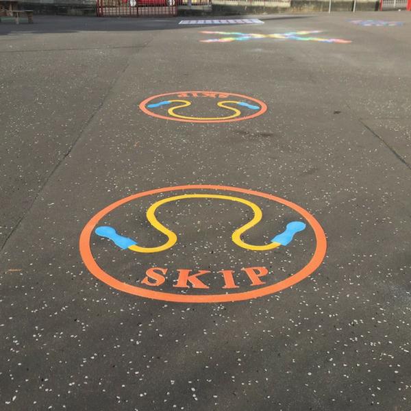 Skip Circles