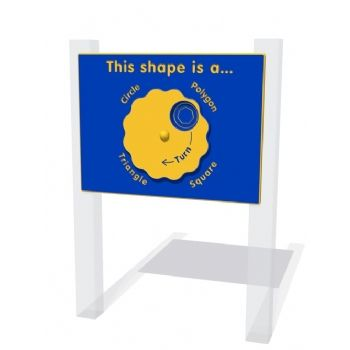 This Shape is a Play Panel