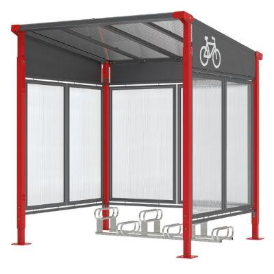 Milan Bicycle Shelter
