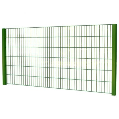 Duo Wire Low Fence Panel