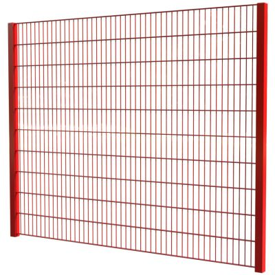 Duo Wire High Fence Panel