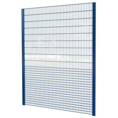 Duo Wire Rebound Fence Panel