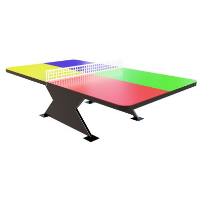 Table Tennis Table - Multi