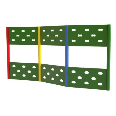 Rocky Split Traverse Wall - 3 Panels
