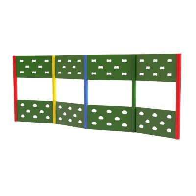 Rocky Split Traverse Wall - 4 Panels