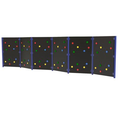 Solid Traverse Wall (6 Panels)