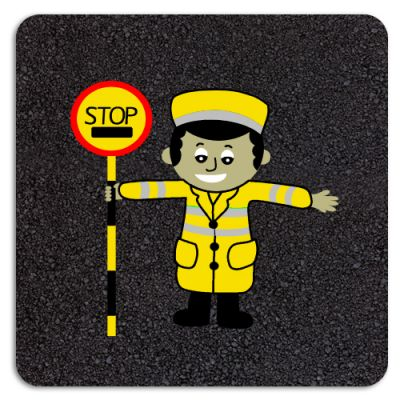 Lollipop Person