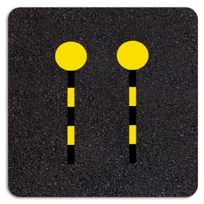 Traffic Beacons (pair)