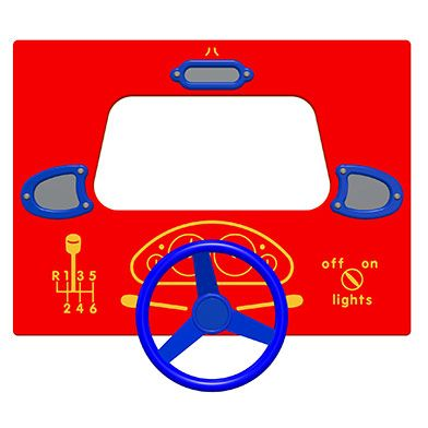 Driving with Mirrors Play Panel