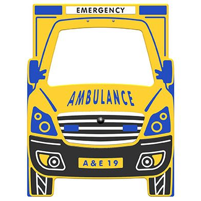 Ambulance Play Panel