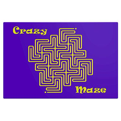 Crazy Maze 2 Play Panel