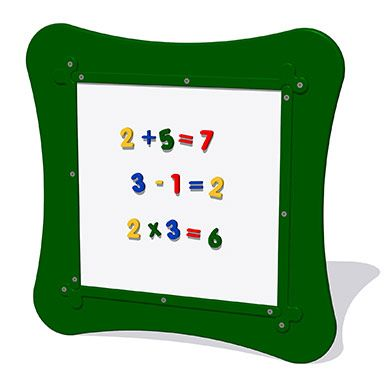 MagPlay Wall Panel - Numbers