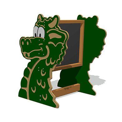 Nessie Head Chalkboard