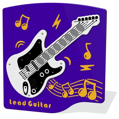 RotoGen PlayTronic Lead Guitar Musical Play Panel