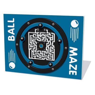Ball Maze Play Panel