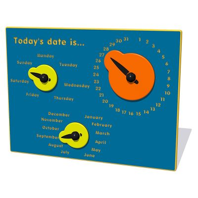 Today's Date is Play Panel