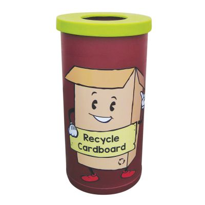 Popular Recycling Bin Cardboard