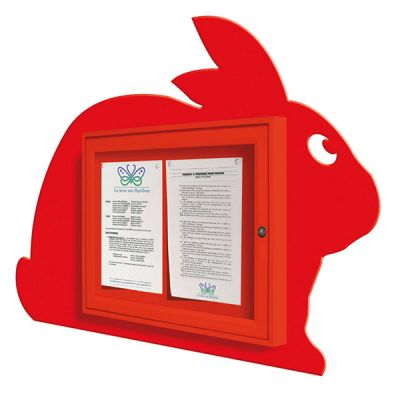 Bunny Notice Board