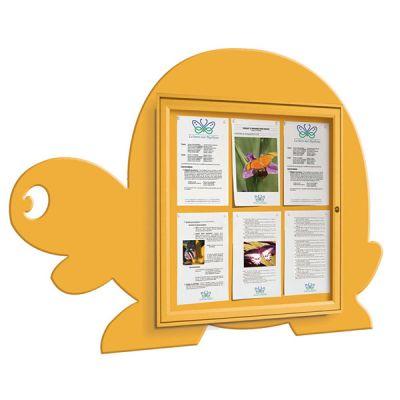 Tortoise Notice Board