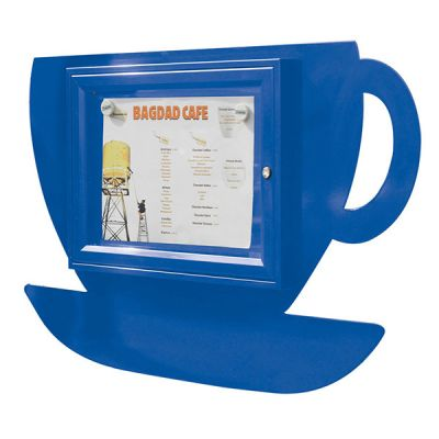 Coffee Cup Notice Board