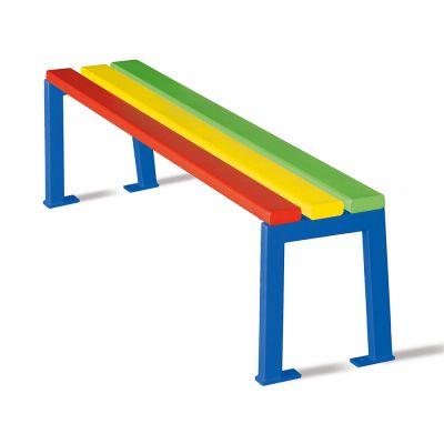 SILAOS Junior Bench - Multi-Colour