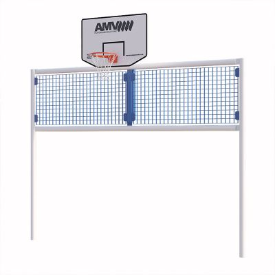 KS3 Goal Frame 23 (Basketball)