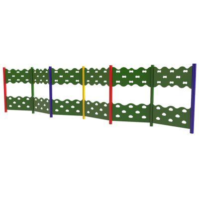 Rocky Split Traverse Wall - 6 Panels