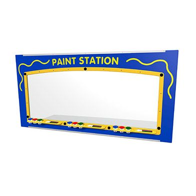 Giant Paint Station Play Panel
