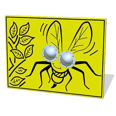 Bug Eyes Hornet Play Panel