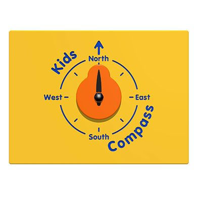 Kids Compass Play Panel